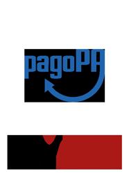 logo pagoPA e MyPay