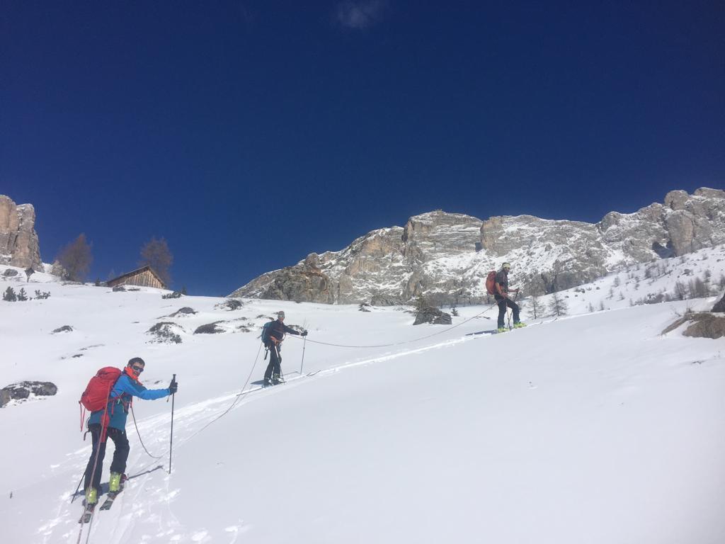 Corso propedeutico alle selezioni di accesso al corso per Aspiranti Guide Alpine