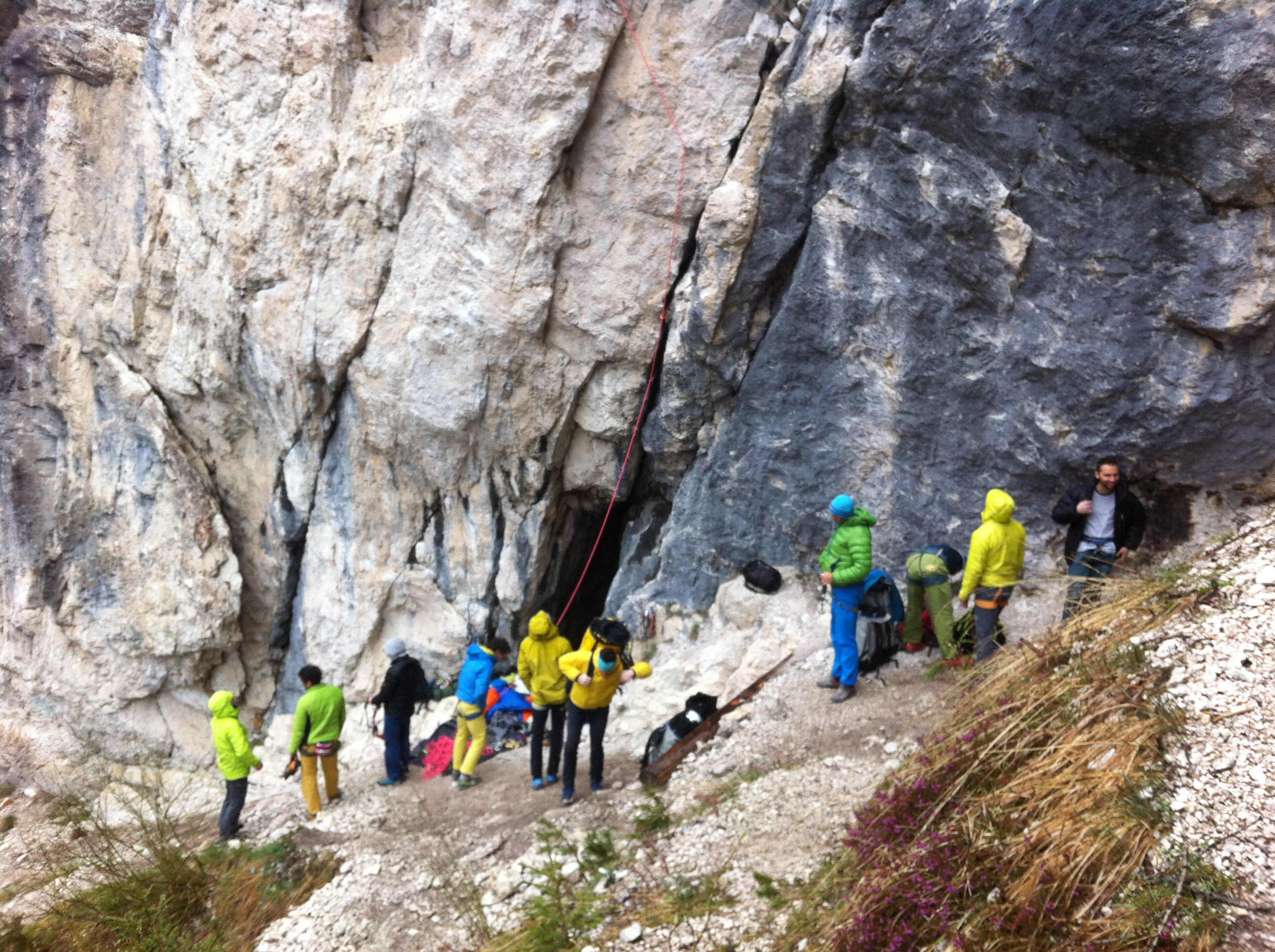 E' online il bando di preselezione per accedere ai corsi di formazione per Aspiranti Guide Alpine
